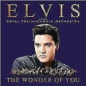 Elvis Presley CD Album (2016) The Wonder Of You With Royal Philarmonic Orchestra