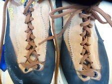 La Sportiva Mythos Earth Climbing Shoe Tan Brown - Vibram Xs Edge - Size 45