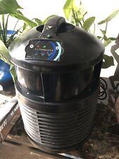 Defender Air Purifier Filter Queen-Am4000 w/ Hepa Filter+ Charcoal Wrap-Black