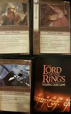LORD OF THE RINGS CCG BLACK RIDER X148 ALL DIFFERENT.