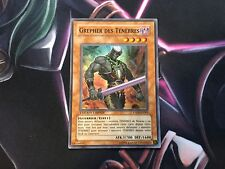 DARK GREPHER SUPER RARE FRENCH PTDN-ENSP1 FRSP1 NEAR MINT YUGIOH