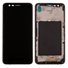 For LG K20 Plus VS501 TP260 MP260 Black LCD Screen Display Touch Digitizer Frame
