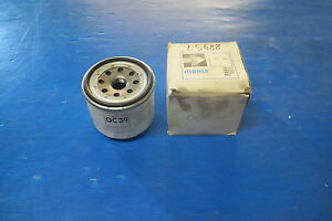 Oil Filter Knecht For: Honda : Accord 1.6 -> 12/78, Civic 1.2, 1.3 And 1.5