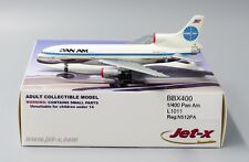 Pan Am Lockheed L-1011-500 Reg: N512PA  BlueBox 1:400 Diecast Models  BBX400