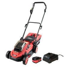 More details for excel 18v cordless brushless lawnmower 330mm with 1 x 5.0ah battery & charger