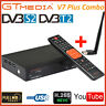 GTmedia V7 PLUS DVB-S/S2+T/T2 Satellite Receivers FTA Full HD H.265 Decoder+WIFI
