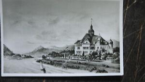 Bad Honnef a. Rhein, alte Ak Burg Arntz, ungelaufen,