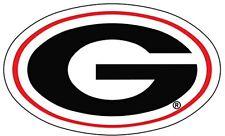 """GEORGIA BULLDOGS, UGA  4"""" PREMIUM VINYL DECAL STICKER LICENSED NCAA"""