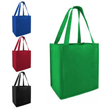 Reusable Shopping Bag Grocery Tote Laundry Bags Eco Friendly Foldable Large New