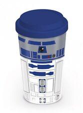 Star Wars - R2D2 - Ceramic Travel Mug With Silicon Lid MGT23780