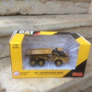 Camion articulé NORSCOT CATERPILLAR 725D ref 55073 1/50è neuf en boite