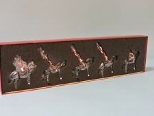 Britains Ltd W. Britain THE 16th LANCERS MOUNTED 54mm 1:32 Soldier Set 00076 MIB