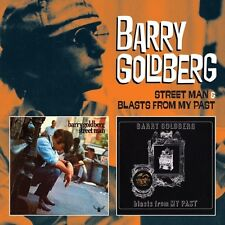 Barry Goldberg - Street Man / Blast From My Pasts [New CD] UK - Import