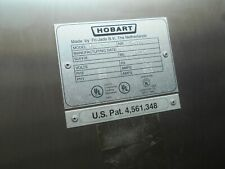 Hobart Hro 220 Oven Side Panel