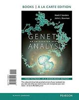 Genetic Analysis An Integrated Approach by Sanders a la Carte Edition