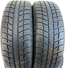 2 Stück - 185/60 R15 - 185/60/15 - Michelin - Alpin A3 - Winterreifen - 84T