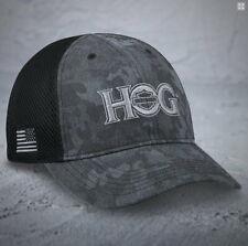 HARLEY DAVIDSON OWNERS GROUP HOG FITTED TONAL HAT BALL BASEBALL CAP LG XL 6850ca085840