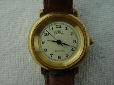 alte Royal Quartz Armbanduhr siehe Foto! D78