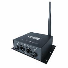 Denon Professional DN-202WR Pro Audio DJ Wireless Audio Receiver