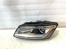 13 14 15 16 2013 2014 2015 2016 AUDI Q5 SQ5 DRIVER LEFT HEADLIGHT XENON OEM