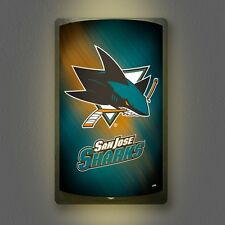 San Jose Sharks NHL Licensed MotiGlow™ Light Up Sign - Free USA shipping!