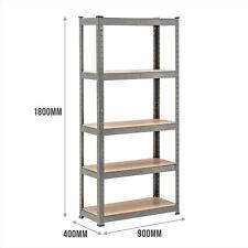 Emboîtable 5 Niveaux Étagère Résistant Garage Soutirage Business Atelier