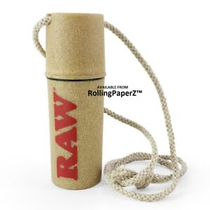 "RAW Rolling Papers ""Reserva"" 1 1/4 Cone Loader and Wearable Air Tight Storage"