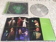 Wicked A New Musical CD Original Cast Recording Idina Menzel Kristin Chenoweth