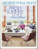 Architectural Digest Magazine A Queen Anne House July 2012 Beach +  /t1