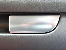Original Audi A3 S3 RS3 8P Blende Emblem für Handschuhfachdeckel Aluminium