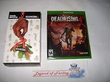 * New * Sealed * Dead Rising 4 + Undead Mistletoe - Microsoft Xbox One  Zombies