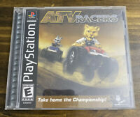 Sony PlayStation PS1 | ATV Racers | Black Label TESTED