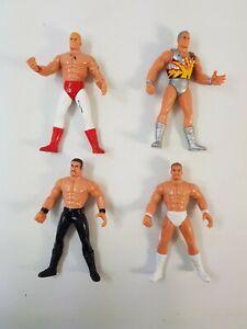 International Wrestling Multi Character Hinstar 2000 Action Figure Bundle WWE