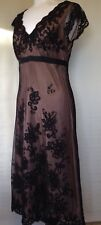 John Lewis  Dress UK 12 Black Colour