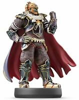 Nintendo amiibo GANONDORF Super Smash Bros. 3DS Wii U Accessories NEW from Japan