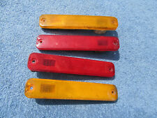 1973- 1979 FORD F SERIES TRUCK FRONT FENDER SIDE MARKER LIGHTS