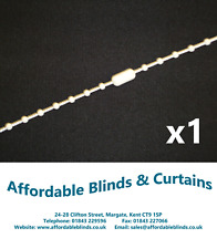 1 x Roller Blind Chain Connector Cord Joiner