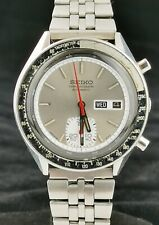 Seiko 6139 6040 Rare Silver Dial From September 1976. Running sweet!