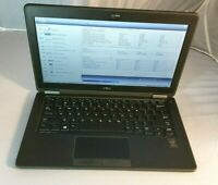 DELL LATITUDE E7250 | i5-5300 @ 2.30GHZ | 8GB RAM | 256GB SSD | NEW BATT | NO OS