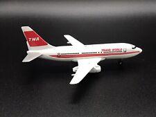 ERTL 1378G  Jet Tran Replica Commercial Airliner 737 TWA 737-200 Diecast Metal