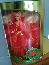 Barbie doll vintage happy holiday special editions