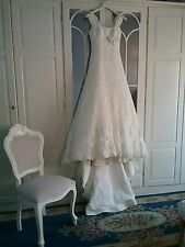 abito da sposa pronovias modello sagrera usato