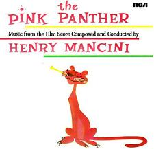 //  (SOUNDTRACK) THE PINK PANTHER / MUSIC COMPOSED BY HENRY MANCINI