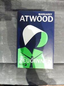 Die Zeuginnen Atwood, Margaret und Monika Baark, Roman
