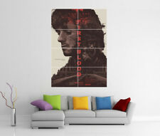 FIRST BLOOD RAMBO GIANT WALL ART PRINT POSTER