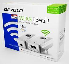Devolo dLAN 1200+ WiFi WLAN AC Starter Kit - Powerline weiß/white - Neu & OVP
