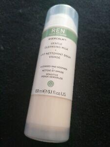 REN Clean Skincare Face Evercalm Gentle Cleansing Milk 150ml / 5.1 fl.oz.