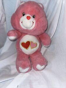 "Vintage Lovalot Care Bear 12"""