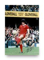 Kevin Keegan Signed 6x4 Photo Liverpool Newcastle United Genuine Autograph + COA