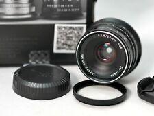 7Artisans 25mm F1.8 APS-C Manual Mirrorless Camera Lens for FUJI X